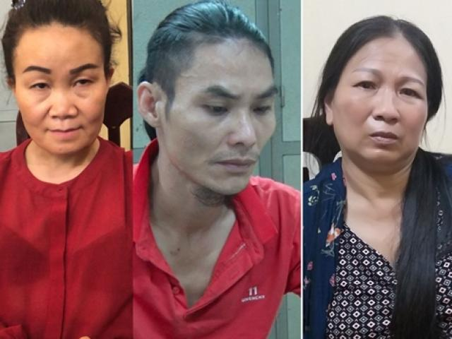 Hai mẹ con buôn ma túy khét tiếng ở Nam Định chăng dây điện trần, thép gai quanh nhà