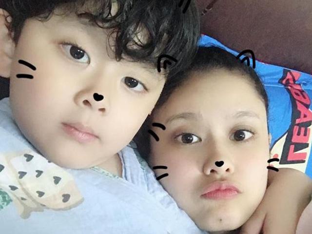 Sao Việt 24h: Trương Quỳnh Anh khẳng định không cần gì hơn ngoài con trai sau khi ly hôn