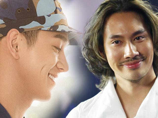 Soi TV Show: Trai đẹp Hậu Duệ Mặt Trời từng có chuyện tình với em trai thân của Hà Hồ!