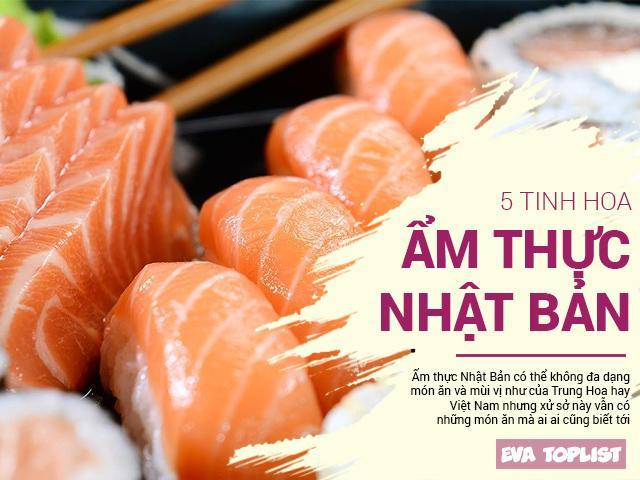 Đến Nhật Bản mà chưa ăn những món này thì đừng nhận là đã đi du lịch