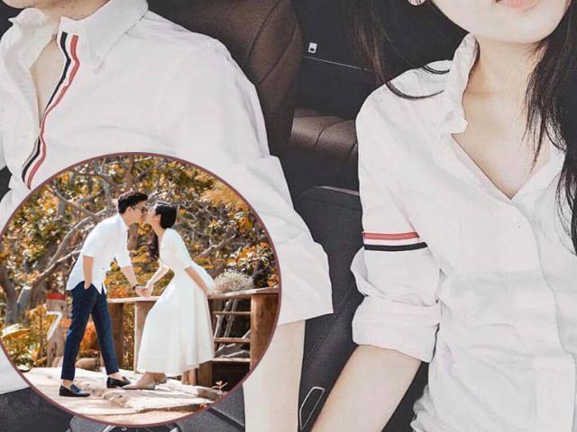 Sát ngày cưới, Tú Anh vẫn phải khẳng định chủ quyền bằng cách khoe ảnh nắm tay chồng hạnh phúc