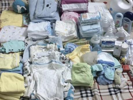 Chi nửa tỷ đồng sắm đồ cho con, mẹ bầu 7 tháng bị chê:   Mua gì mà lắm thế!