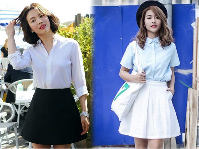 Đều cao dưới 1m60, Khả Ngân chọn cách kéo chân giống hệt Song Hye Kyo!