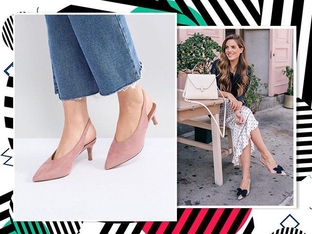 Đôi giày chị em công sở nhất định phải sắm vì vừa sang lại còn thoải mái vô cùng