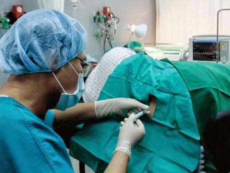 Ngày càng nhiều mẹ Việt chọn   đẻ không đau   nhưng bạn đã biết những tác dụng phụ này?