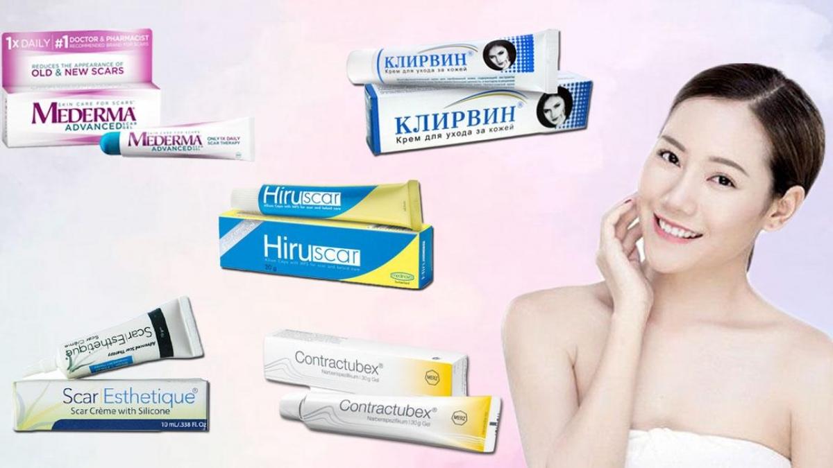 Image result for Kem giúp điều trị sẹo mụn