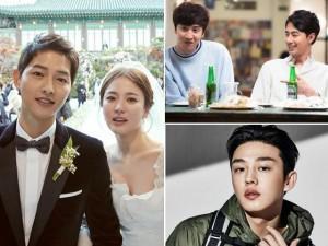 """Joong Ki - Hye Kyo giờ """"ngọt như mía lùi"""", 3 """"ông mai"""" tình duyên lại chẳng đâu vào đâu"""