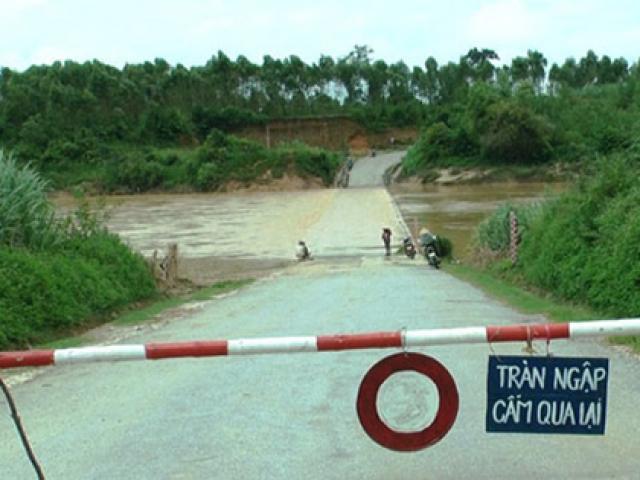 Cập nhật bão số 3: Đi nhanh gấp đôi bình thường, giật cấp 10 khi vào Nghệ An-Hà Tĩnh