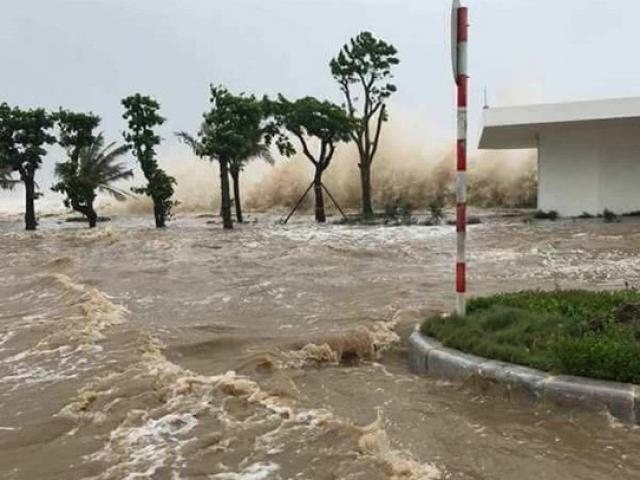 Cập nhật bão số 3: Bão mở rộng vùng ảnh hưởng, Thanh Hóa-Nghệ An ra công điện khẩn
