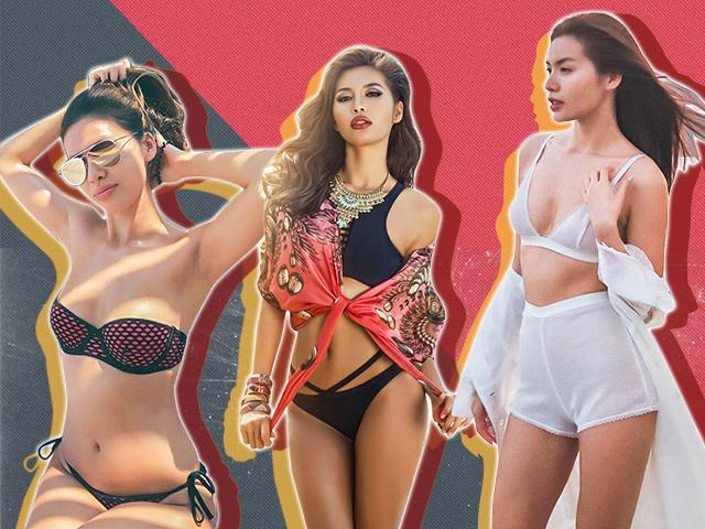 Nghe siêu mẫu Minh Tú chia sẻ bí quyết chọn áo tắm gợi cảm mà không xôi thịt