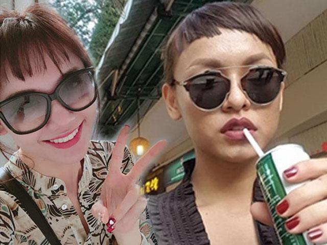 Loạt ảnh chứng minh: Đến Hari Won, Mai Ngô còn xuống sắc vì chọn kiểu tóc không hợp