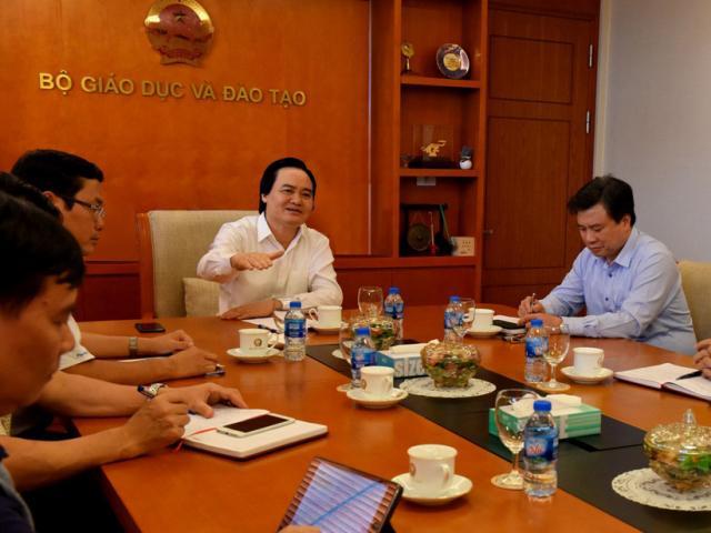 Bộ trưởng Phùng Xuân Nhạ lần đầu lên tiếng về gian lận thi cử động trời ở Hà Giang