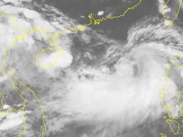 Bão số 3 vừa tan, biển Đông lại tiếp tục đón áp thấp nhiệt đới mới