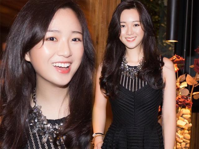 Anh Sa: con gái được hưởng gen mỹ nhân từ Hoa hậu Giáng My nay đã lớn