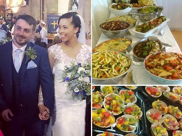 Đỉnh cao tiết kiệm: Cặp đôi chi 21 triệu đãi tiệc cưới 140 khách, nhìn thực đơn cỗ mà choáng