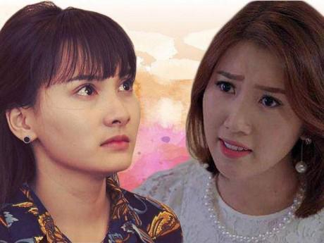 """Nhan sắc kẻ tám lạng, người nửa cân của hai """"nàng dâu"""" bị ghét nhất truyền hình Việt"""