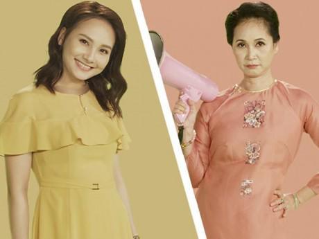 """NSND Lan Hương - Bảo Thanh: Cặp mẹ chồng, nàng dâu hot nhất màn ảnh lại """"sống chung"""" lần nữa"""