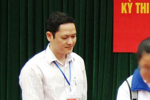 Kết quả hình ảnh cho 'Mọi xấu xí của kỳ thi THPT 2018 đang đổ lên đầu ông Vũ Trọng Lương'