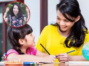 Mẹ thần đồng Đỗ Nhật Nam chia sẻ 6 điều cần chuẩn bị cho bé sắp vào lớp 1