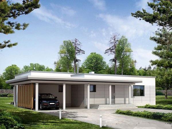 Những mẫu nhà cấp 4 đẹp 100m² chỉ với 350 - 400 triệu đồng cho mọi gia đình - 7