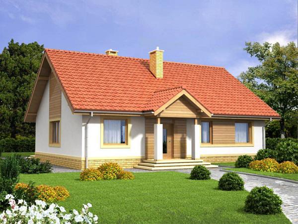 Những mẫu nhà cấp 4 đẹp 100m² chỉ với 350 - 400 triệu đồng cho mọi gia đình - 21