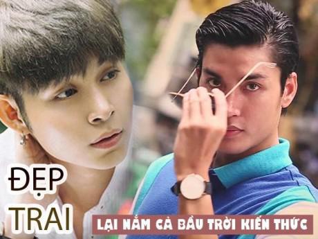 """Soi TV Show: Những """"soái ca"""" thông minh của showbiz Việt gây sốt vì kiến thức quá """"khủng"""""""