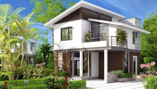 Tư vấn xây những mẫu nhà 2 tầng nông thôn đẹp với chi phí chỉ từ vài trăm triệu đồng - 11