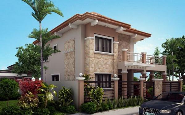 Tư vấn xây những mẫu nhà 2 tầng nông thôn đẹp với chi phí chỉ từ vài trăm triệu đồng - 15