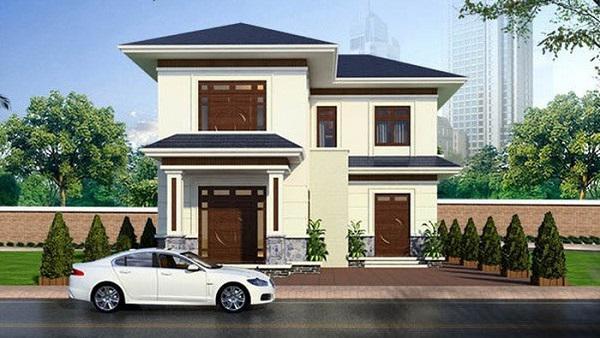 Tư vấn xây những mẫu nhà 2 tầng nông thôn đẹp với chi phí chỉ từ vài trăm triệu đồng - 1