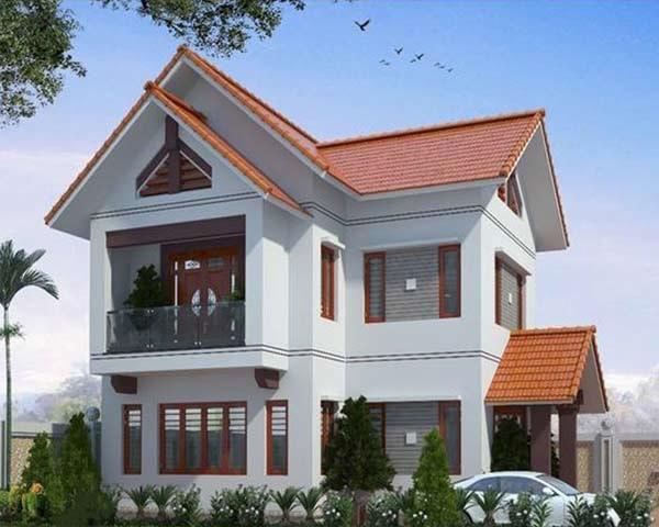 Tư vấn xây những mẫu nhà 2 tầng nông thôn đẹp với chi phí chỉ từ vài trăm triệu đồng - 2