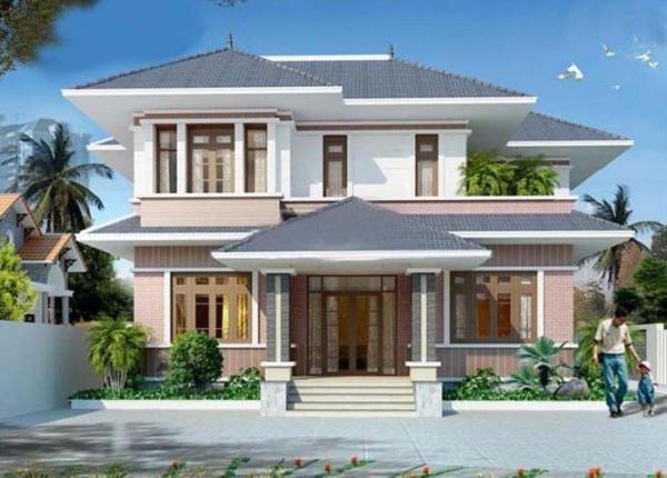 Tư vấn xây những mẫu nhà 2 tầng nông thôn đẹp với chi phí chỉ từ vài trăm triệu đồng - 3