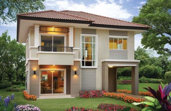 Tư vấn xây những mẫu nhà 2 tầng nông thôn đẹp với chi phí chỉ từ vài trăm triệu đồng - 4