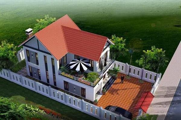 Tư vấn xây những mẫu nhà 2 tầng nông thôn đẹp với chi phí chỉ từ vài trăm triệu đồng - 7