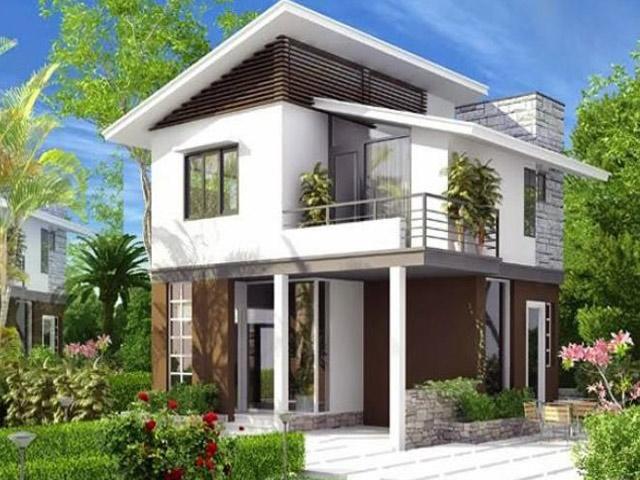 Tư vấn xây những mẫu nhà 2 tầng nông thôn đẹp với chi phí chỉ từ vài trăm triệu đồng