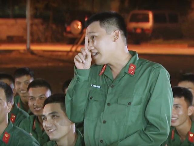 Sao Nhập Ngũ: Mr Cần Trô Xuân Nghị thảm họa khi hát giọng quê mình trong quân ngũ