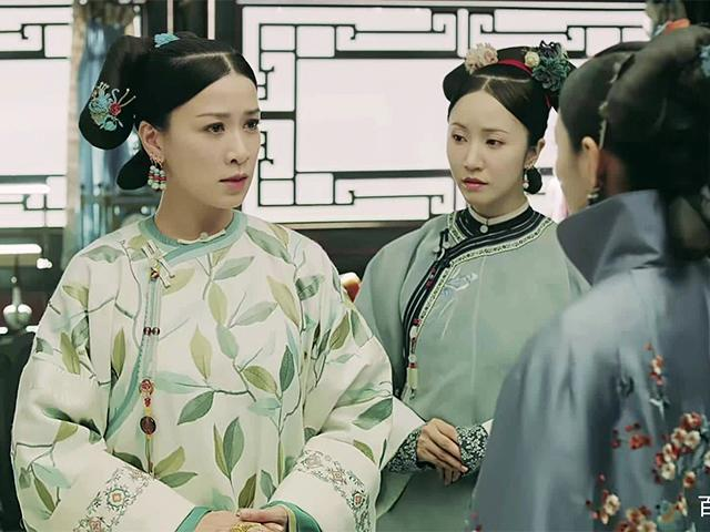 Vừa lên sóng, phim cung đấu của Xa Thi Mạn đã bị tố đạo nhái phim mới của Châu Tấn