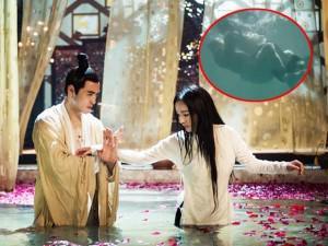 """Ngao ngán với loạt """"sạn"""" ngớ ngẩn trong bộ phim mới gây sốt của Dương Mịch"""