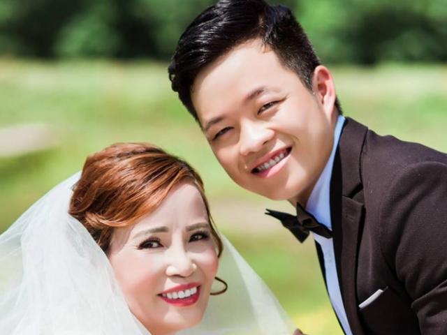 Vợ 62 tuổi lấy chồng 26 tuổi: Nữ cán bộ phường để lộ giấy đăng ký kết hôn lên tiếng