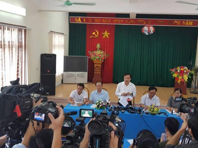 Lộ diện 5 người liên quan đến sai phạm thi cử chấn động Sơn La