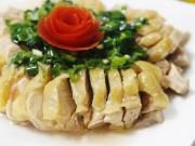 Bếp Eva - Cách làm gà hấp hành nóng hổi thơm ngon và lạ miệng