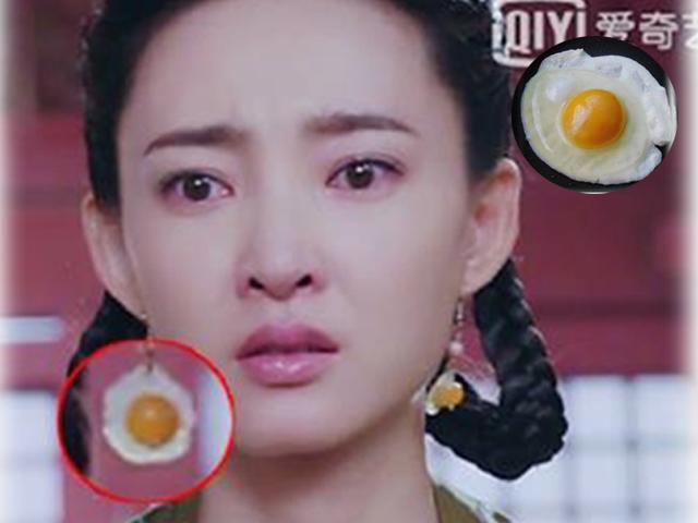 Chết cười với những phụ kiện có một không hai trong phim Trung Quốc