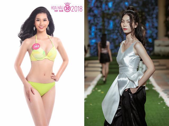 Thí sinh Hoa hậu Việt Nam đang thi vẫn tranh thủ chạy sô trang trải cuộc sống