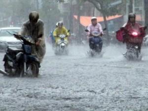Tin thời tiết 24/7: Áp thấp nhiệt đới đổ bộ vào đất liền, miền Bắc mưa lớn trở lại