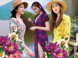 Nhắm mắt thấy mùa hè cùng kiểu váy được Tăng Thanh Hà, Chi Pu yêu mê mệt