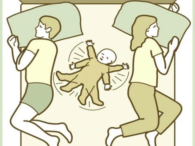 4 tư thế ngủ của trẻ khiến bố mẹ phát điên nhưng lại chứng minh trí thông minh hơn người