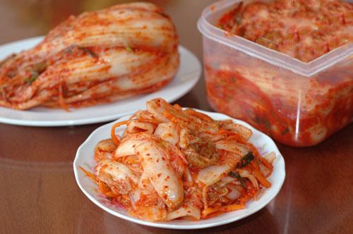 Tự làm món kim chi cải thảo theo chuẩn Hàn Quốc tại nhà