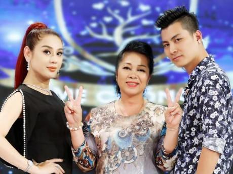 Mẹ chồng ca sĩ chuyển giới Lâm Khánh Chi bất ngờ lộ diện trên truyền hình cùng con dâu