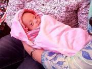 Mẹ suy sụp khi sinh con chưa được 4 lạng nhưng 4 tháng sau, điều kỳ diệu đã xảy ra