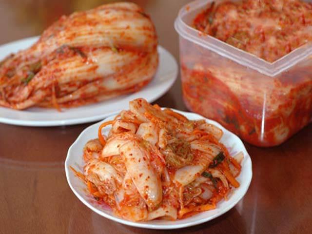 Cách làm kim chi Hàn Quốc cải thảo giòn ngon đúng vị cả nhà mê mẩn
