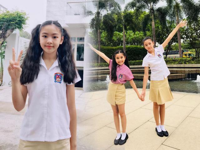 Con gái lớn nhà MC Quyền Linh được khen ngợi là Hoa hậu tương lai